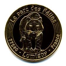 77 LUMIGNY Parc des félins, 2019, Monnaie de Paris