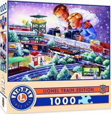 Lionel Train Thanks Dad 1000pc Puzzle by Masterpieces Puzzles Co. #71918