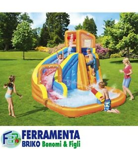 Bestway 53301 parco giochi acquatico piscina gonfiabile t Splash  365x320x275cm