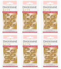 Diadermine Sofort-Effekt Anti-Falten Ultra Straffend 42 Kapseln (6 Blister)