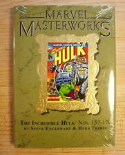 Marvel Masterworks Hulk volume 9 variant volume 218 new and sealed