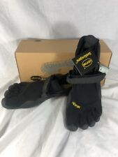 Vibram Mens KSO Trail Running Shoe, Black/Black EU 43 US 9.5-10.5 Men's NIB