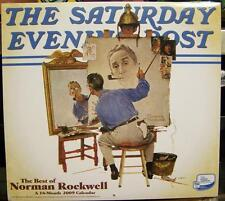 Saturday Evening Post 2009 Calendar 16 months  NEW