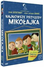 Mikolajek - Najnowsze przygody Mikolajka cz. 2 (DVD)   POLISH POLSKI
