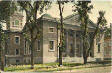 St. Paul ME Church South Springfield MO Postcard 1906