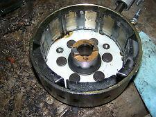 suzuki lt250 lt250ef quadrunner flywheel magneto alternator rotor 1985 1986 250