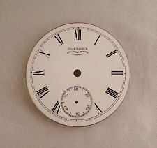 POCKET WATCH EXCELLENT CONDITION DIAL WALTHAM HUNTER CASE SIZE 18s