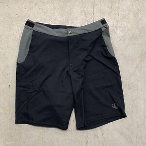 Pearl Izumi Padded Black Cycling Shorts Mens Large