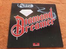 PICTURE Diamond Dreamer 1982 Polydor Vinyl/Cover:excellent ( Diamond-Sticker)