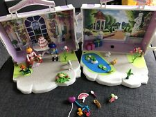 Playmobil 5359 Take Along Princess Birthday Party Set carry case