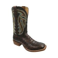 Twisted X Men's mral 018 Botas Cowboy Rancher Con Estampado De Chocolate Gator