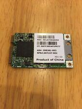 WIFI CARD 407107-002 Wireless Card for HP COMPAQ G5000, HP 510, HP 530