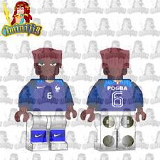 LEGO Custom Football Soccer FIFA World Cup Pogba in National Jersey