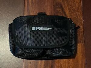 Nikon NPS Battery Case Pouch Black Limited RARE Excellent Condition