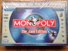 Monopoly Game The Dot Com .com Edition 2000