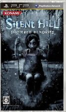 Used PSP Silent Hill: Shattered Memories  Japan Import ((Free shipping))