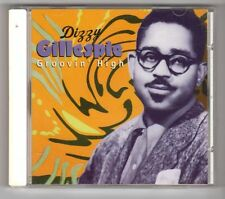 (GY886) Dizzy Gillespie, Groovin' High - 1997 CD