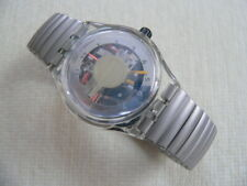 1998 Musical swatch watch Funky Stuff Flex Metal band.