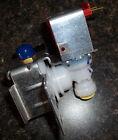 Sears Kenmore Refrigerator Single Solenoid Ice Maker Water Valve & water line photo
