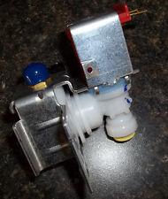 Sears Kenmore Refrigerator Single Solenoid Ice Maker Water Valve & water line