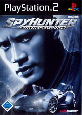 Spy Hunter Nowhere To Run mit Anleitung (PS2) - DVD wie Neu
