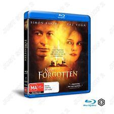 Not Forgotten - starring Simon Baker : Supernatural : New Blu-ray