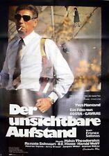"""1 Original Filmplakat A1, """"TEDEUM"""", Jeder Hieb ein Pankenschlag 1973"""