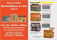 (0005) Westernhäuser & Forts Teil II , Oehme und mehr, NEU; für Indianer, BAND 5
