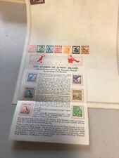 Lundy Island Stamp Lot