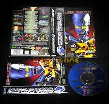 RESURRECTION RISE 2 Sega Saturn Versione Italiana ••••• COMPLETO