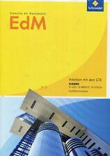 Elemente der Mathematik SII Qualifikationsphase Arbeiten mit dem GTR CASIO fx-20