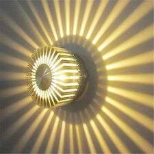 3x Finether 3W Warm White LED Wall Light OTP-TYH