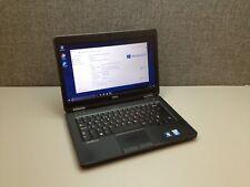 Dell Latitude E5440, 1.7GHz i3-4010U CPU, 8GB RAM, 500GB HDD, Win10, HDMI, cam