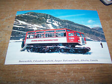 CANADA POST CARDS NATIONAL PARKS, GARDENS, FERRIES 1960'S {7}