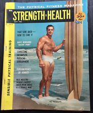 Body Building, Muscle Magazine, Vic Nicoletti, 1962