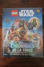 LEGO STAR WARS  :  CHRONIQUES DE LA FORCE        -- LIVRE NEUF