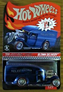 Hot Wheels RLC 2011 Selections Blown Delivery