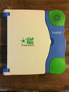 LeapFrog Schoolhouse LeapPad with 6 Books and Cartridges