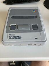 Super Nintendo Entertainment System // SNES // inkl. Gamepad