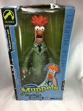 Palisades Muppets Mega Muppet Beaker Figure Blue Box