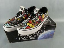 VANS Star Wars Classic Repeat SHOES VAULT Supreme Size 7.5 Mens 9 Womens