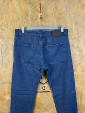 HUGO BOSS, Mens W34 L32, MAINE3 Tapered Fit, Dark Wash, Denim Jeans,*VGC*