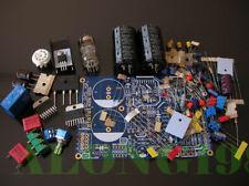 Amplificatore ibrido  potenza 2x 80 W con tubo 6N3 in KIT
