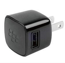 New OEM BlackBerry USB Port Wall Home Travel Charger Adapter for Smartphones