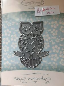 Joanna Sheen Signature Metal Die Owl Bundle