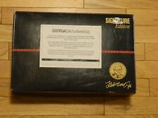 Fred Ertl 1/34 Signature Edition Diecast Ford Bank set #1947