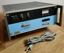 Spectracom 8160a Nbs Frequency Standard Reciever Calibrate Oscilloscope