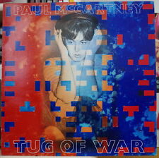 PAUL MC CARTNEY TUG OF WAR FRENCH LP PARLOPHONE 1982