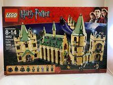 SEALED 4842 LEGO Harry Potter HOGWARTS CASTLE Voldemort Minifigures 1290 pc set