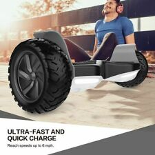 """City Cruiser, 8.5"""" Scooter Hoover Board with Ul2272 Certified Wheels Led Lights"""